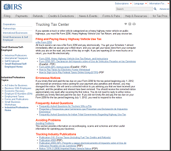 Click here for the IRS website where the erroneous notice was originally published