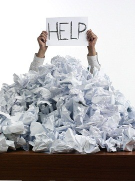 Don't get buried in paper - e-file at 2290Tax.com Today!